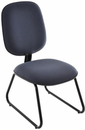 CAD - 08 Cadeira Para Escritório Secretaria Diretor  Varias Cores