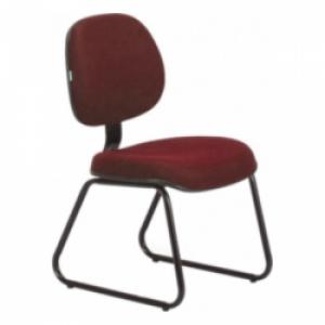 CAD - 07 Cadeira Para Escritório Executiva Esk Com Lamina Estofada Varias Cores