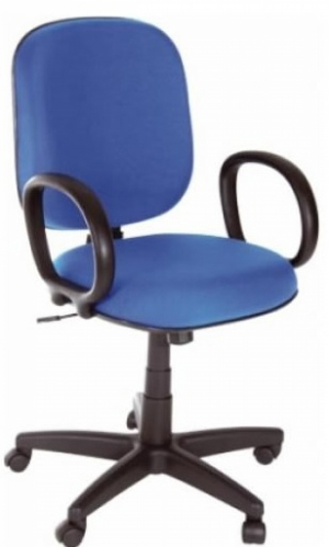 CAD - 28 Cadeira Para Escritório Diretor Giratória Com Braço Estofada Com Relax Varias Cores