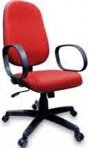 CAD - 29  Cadeira Para Escritório Presidente Giratória Com Braço Estofada Com Relax Varias Cores