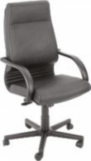 CAD - 38  Cadeira De Escritório Presidente Concha Com Braço Estofada Com Relax Varias Cores